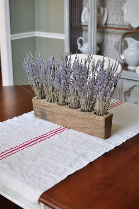 love thursday smith  hawken dried lavender