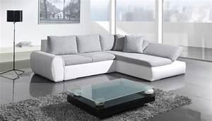 Weiß Graue Couch : ecksofa 105 wunderbare modelle f r ihre wohnung ~ Orissabook.com Haus und Dekorationen