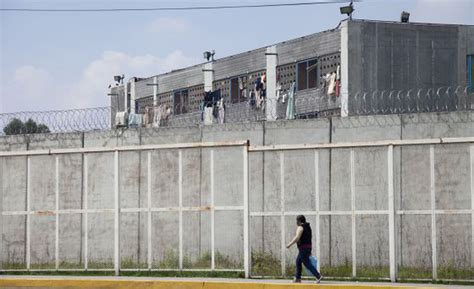 Inmates in Mexico hold the government hostage from their ...