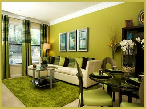 green living room colors ideas for modern decoration yellow and green Modern