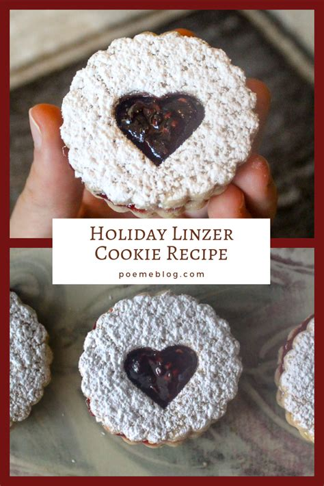 Five ingredients and 20 minutes later, your oven is baking christmas cocoa cookies are german christmas cookies and are very easy to make. Classic Austrian Linzer Cookies | Recipe | Linzer cookies ...