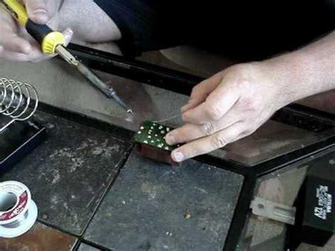 repair honda main relay youtube