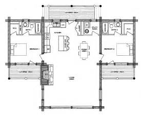 log cabins house plans log home floor plan san juan