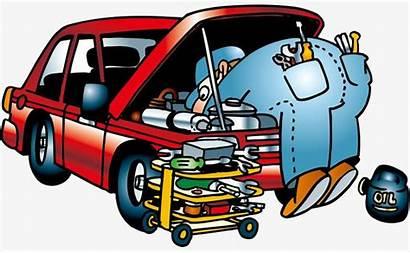 Repair Mechanic Mobile Fix Cars Mecanico Vector
