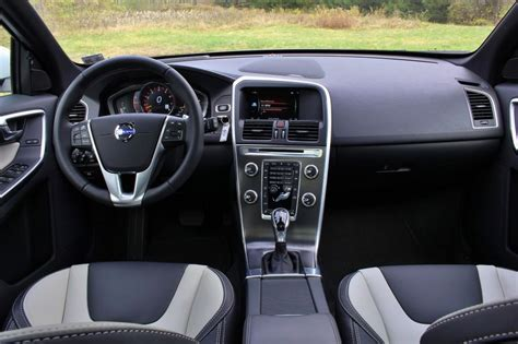 volvo xc interior   car review