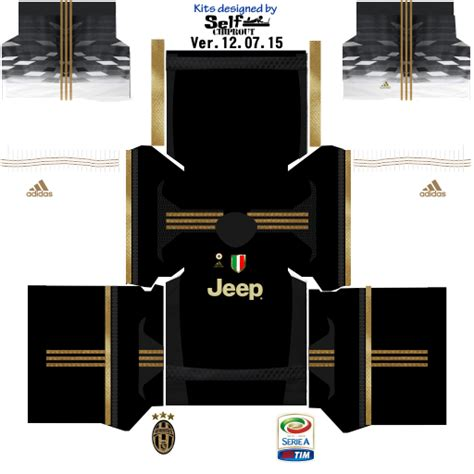 Juventus Kits and Logo URL Free Download - Dream League Soccer...