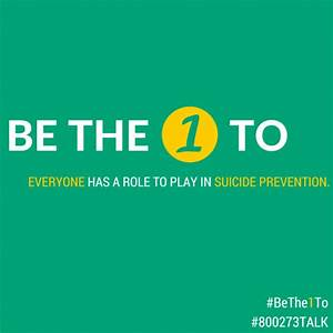 national suicide prevention month | Tumblr