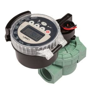 orbit hose faucet timer home depot orbit battery operated timer with valve 57860 the home depot