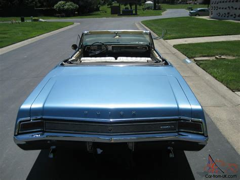 1966 Buick Skylark Convertible For Sale by 1966 Buick Skylark Convertible