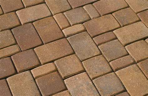 paver patterns standard color blends