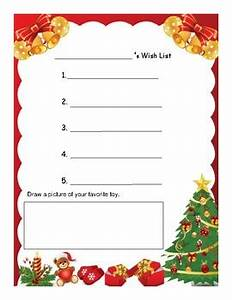 My Christmas Wish List by Mo s Corner