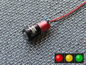 12v Led Battery Charge    Alternator Level Indicator