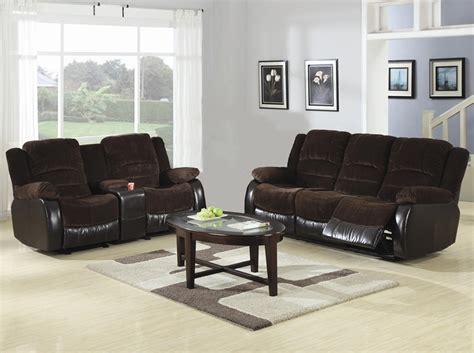 Recliner Sofa And Loveseat Sets by Johanna Chocolate Corduroy 2 Reclining Sofa