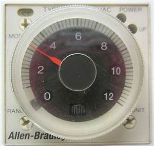 Allen Bradley 700-hr52ta17 Timing Relay Type Hr 100