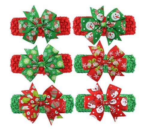 how to best store christmas bows aliexpress buy hair bows headband hair accessories best merry diy