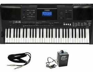 Yamaha Professional Keyboard Piano with USB Input - PSR ...