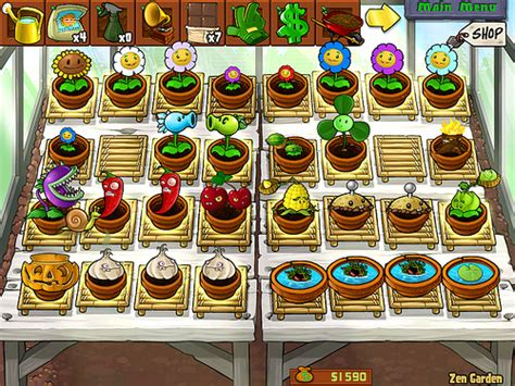 plants vs zombies zen garden plants vs zombies zen garden also check out the updated