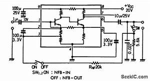 Low Noise Flat Frequency Response Preamplifier Using An
