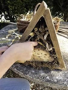 Abri à Insectes : construisez un abri insectes pour l 39 hiver la salamandre ~ Premium-room.com Idées de Décoration