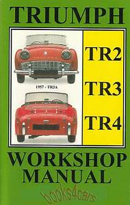 Pdf  How To Restore Triumph Tr2 Tr3 And Tr3a Enthusiasts