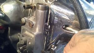 Shovelhead Oil Pump Removal