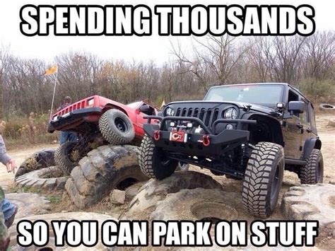 jeep couple meme 141 best truck and jeep humor images on pinterest jeep