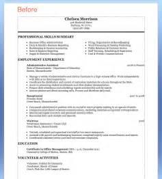 resume sles for executive assistant jobs administrative assistant job description office sle slebusinessresume com