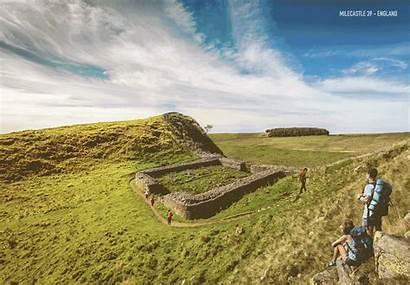 Ancient Gifs Ruins Hadrian England