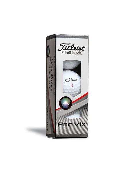 Titleist Pro V1x Logobälle mit Ihrem Logo bedruckt bestellen