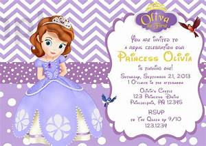 pin by emi kat on princess sofia the first pinterest With sofia the first free invitation templates
