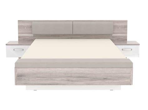 chambre d hotel pas cher lit adulte 160x200 cm chêne dolce vente de lit adulte