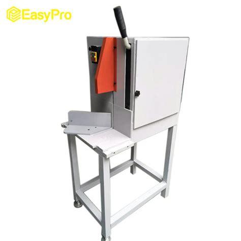 china wholesale box type manual cutting machine angle cutter  aluminum wood