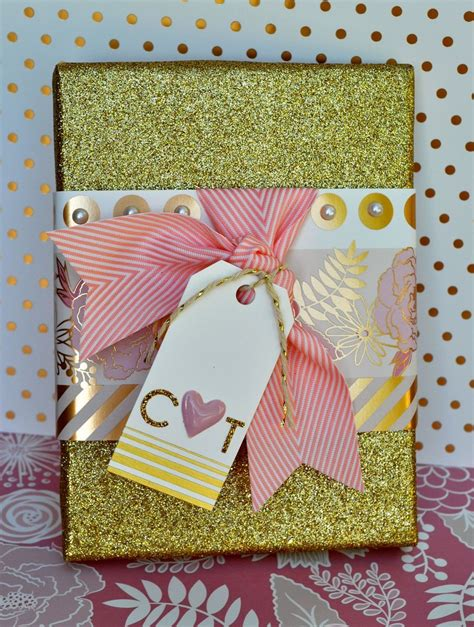 craft smith blush glam paper pad