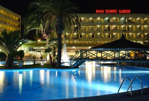 hotel evenia olympic garden  lloret de mar starting