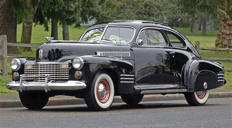 1941 Cadillac Coupe by Flathead V8 Fastback 1941 Cadillac Series 61 Coupe
