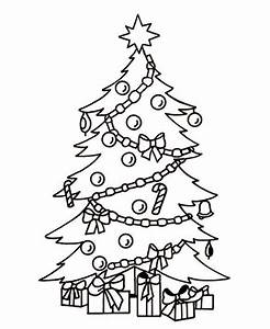 Christmas Tree Drawing Ideas For Kids - InspirationSeek.com