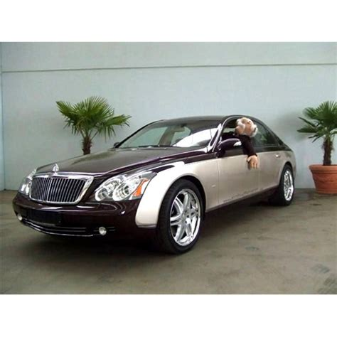 Maybach Mieten, 57s Mit Chauffeur, Germanys Best Limo