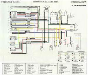 Yamaha 500 Wiring Diagram