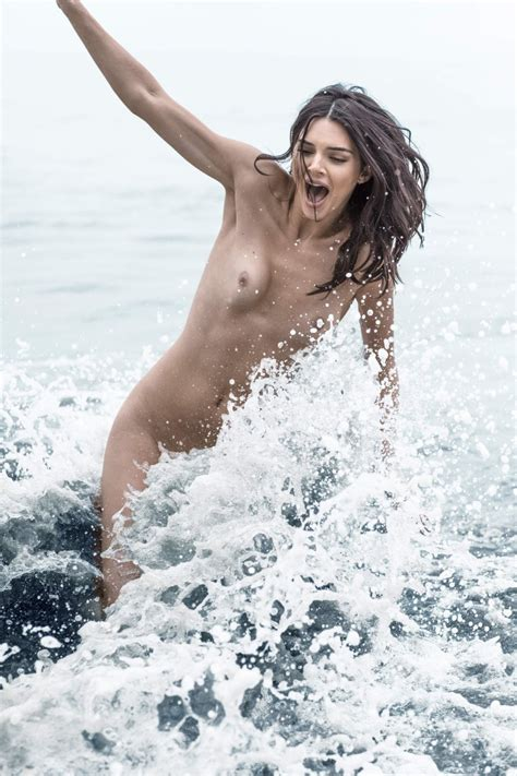 Kendall Jenner Naked 49 Photos Thefappening