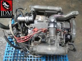 91 93 Toyota Mr2 Sw20 2nd Gen Turbo Engine 5spd Transmission Jdm 3sgte 9138408