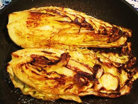 spitzkohl aus der bratpfanne rezept kochbarde