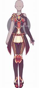 Outfit adoptable 46 (OPEN!!) by Epic-Soldier.deviantart.com on @DeviantArt | Anime Designs ...