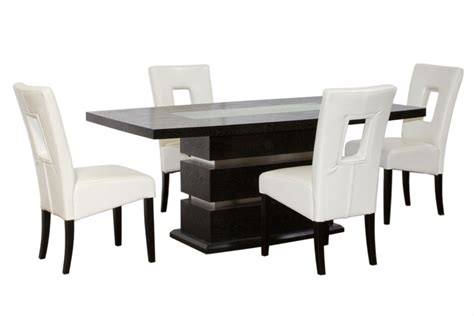 black and white dining room chairs dining chairs design