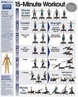 Muscle Workout Chart Pdf