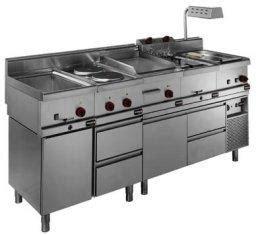 piano cuisine pro piano de cuisson electrique professionnel table de cuisine