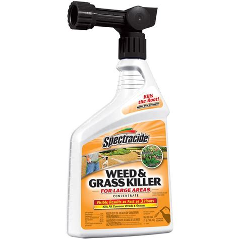 Spectracide Weed And Grass Killer 32 Fl Oz Readyto