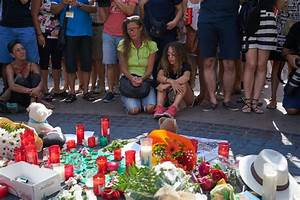 4 Suspects Held in Spain After Deadly Terrorist Attack in ...