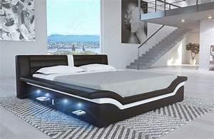 Betten Mit Led Beleuchtung : designer polsterbett everlast nativom bel deutschland frankfurt ~ Bigdaddyawards.com Haus und Dekorationen