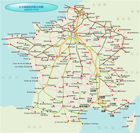 foto de carte france sncf(1028×974) Map Trip