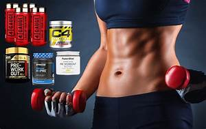 Best Pre Workout Supplements For Women In 2020 - Five Top Picks